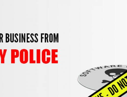 How to Protect Your Business from the Piracy Police